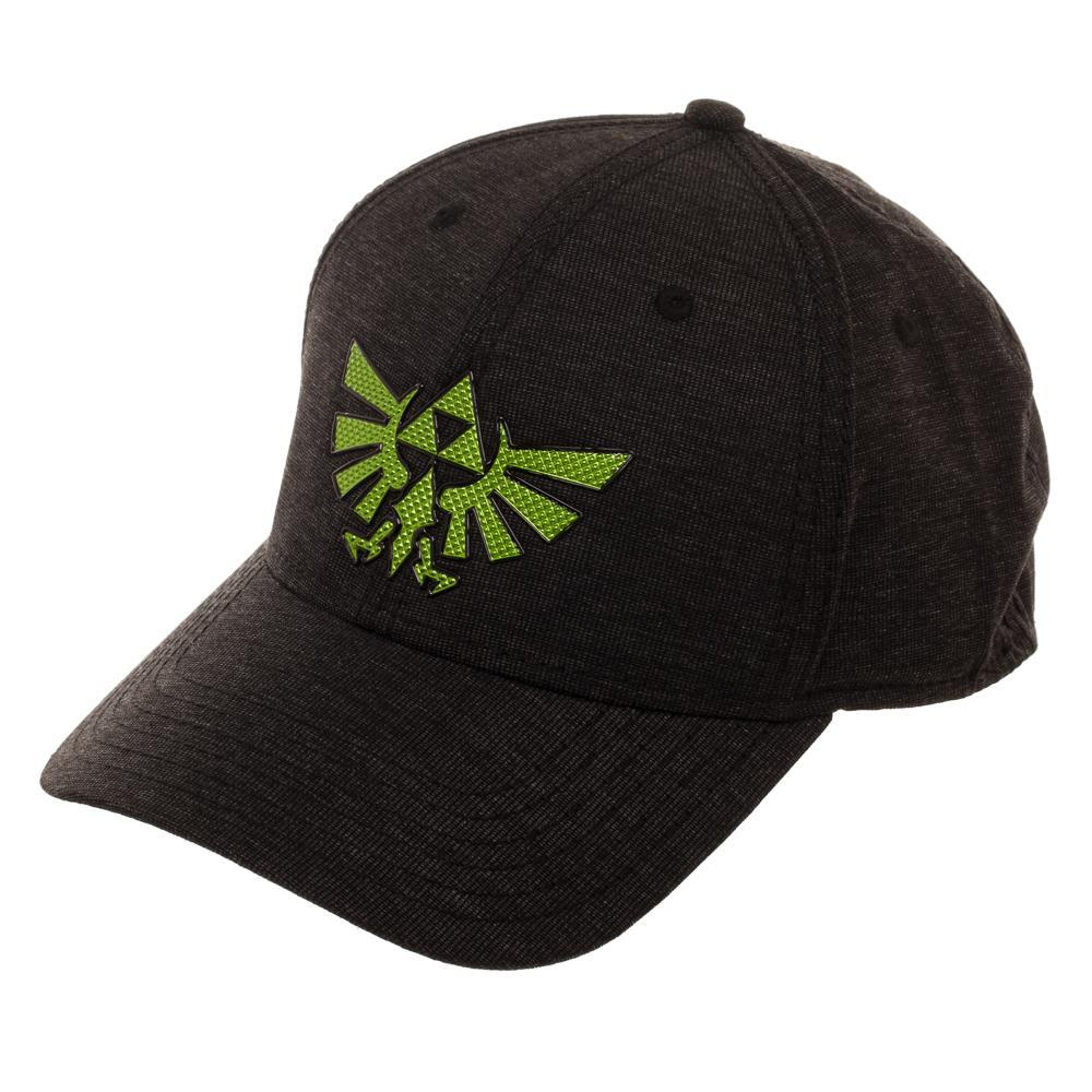 Mens Nintendo Zelda Hat Chrome Weld Legend of Zelda Snapback Hat