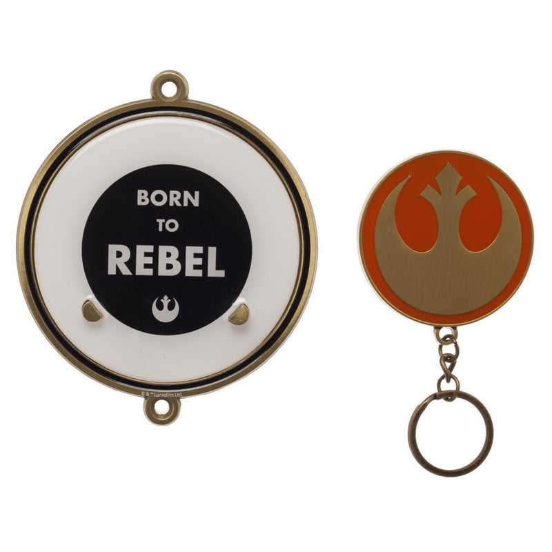 Star Wars Rebel Keychain Star Wars Gift Star Wars Key Holder - Star Wars Keychain Star Wars Accessory