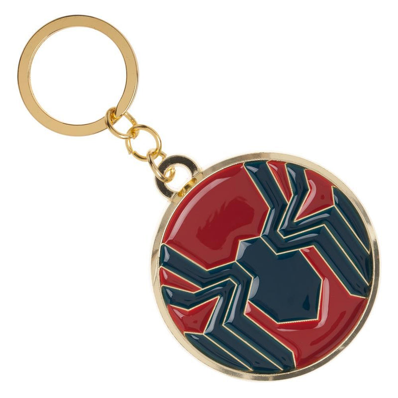 Avengers Iron Spider Keychain Avengers Accessories - Iron Spider Avengers Gift