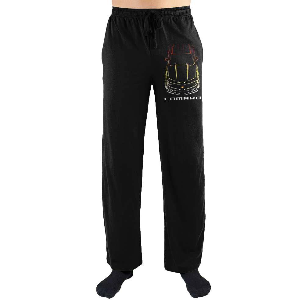 Chevrolet Chevy Camaro Car Print Mens Sleepwear Loungewear Lounge Pants