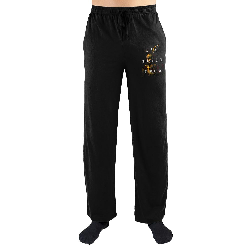 FNaF Five Nights at Freddys Im Still Here Print Mens Loungewear Lounge Pants