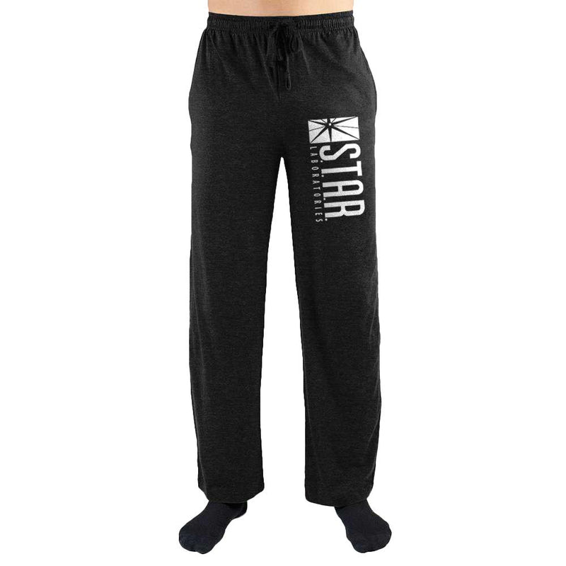 STAR Labs Laboratories Logo Print Mens Loungewear Lounge Pants