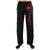 Marvel Comics The Punisher Red Skull Print Men's Loungewear Lounge Pants
