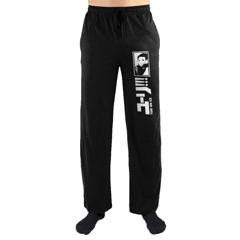 Yuri On Ice Yuuri Katsuki Print Mens Loungewear Lounge Pants