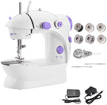 Load image into Gallery viewer, cute portable sewing machine