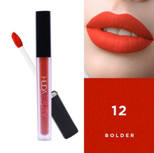 Load image into Gallery viewer, 12 PCS LIQUID MATTE LIPSTICK