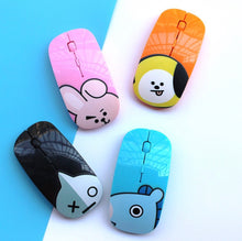 Load image into Gallery viewer, BTS BT21 Mouse Wireless Mouse
