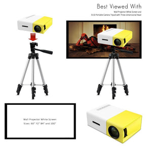 Cute Mini Projector