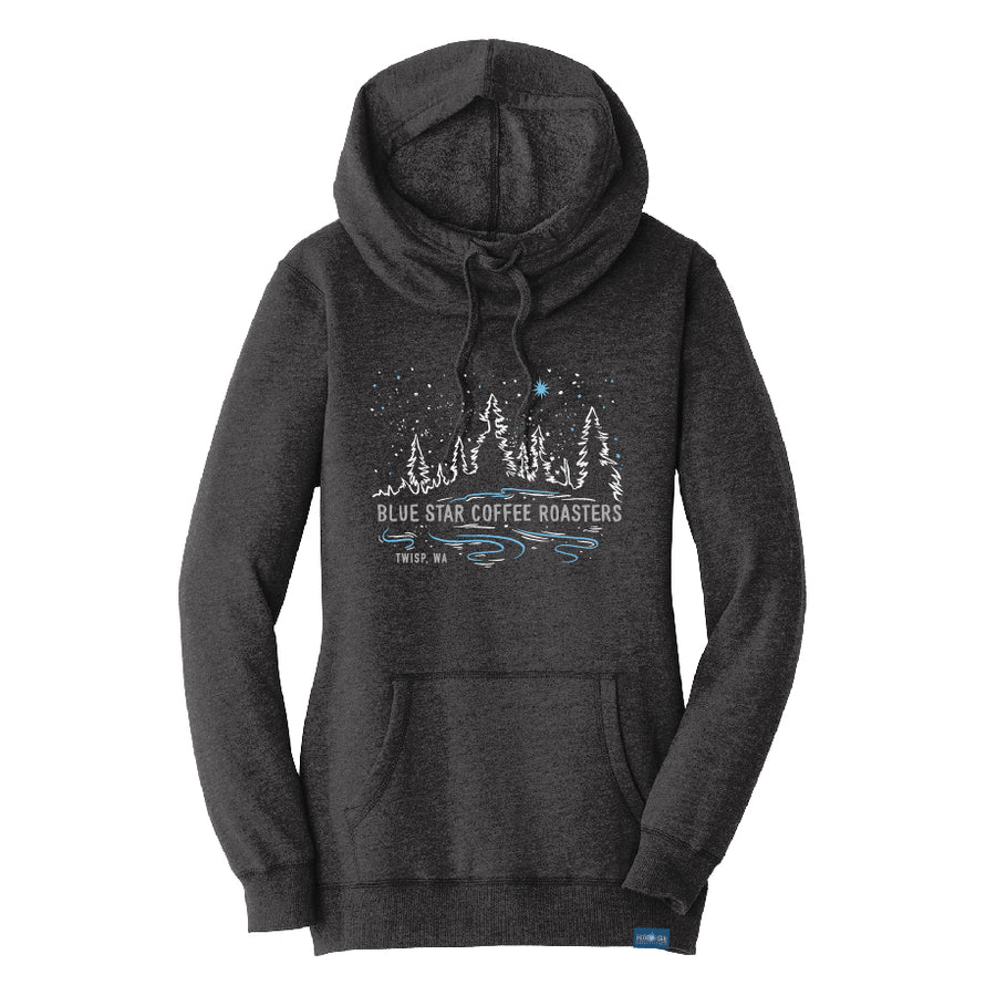 Starry Night Women's Hoodie
