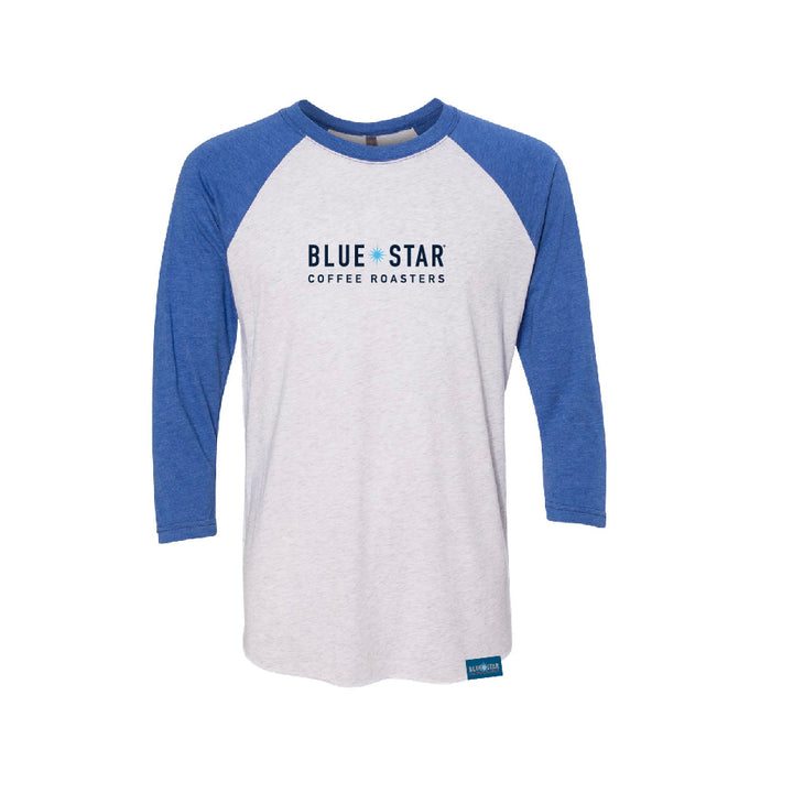 Blue Star Baseball Tee