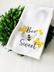 Kitchen Towel- Bee Sweet