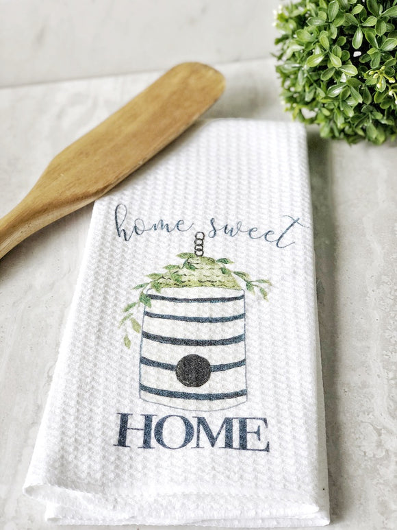 Kitchen Towel- Bird House