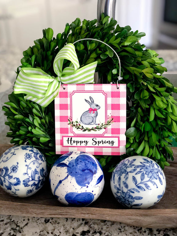 Hoppy Spring Mini