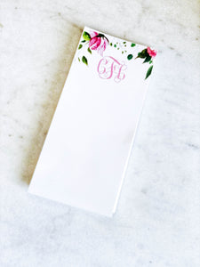 Flower Notepad