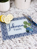 Topiary Cutting Board
