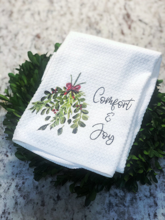 Comfort & Joy Towel