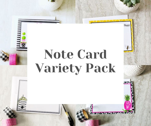 Notecard Variety Pack