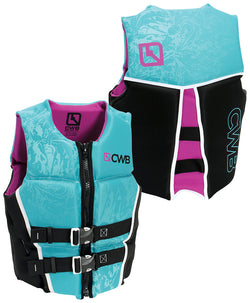 Lotus Vest Womens Life Jacket by CWB