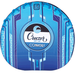 New! Cruzer Soft Top Concave Towable Ski Tube by Connelly