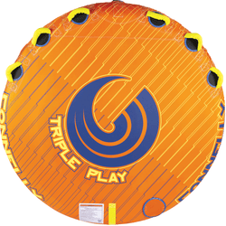Triple Play Towable Water Tube by Connelly