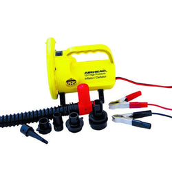12 Volt High Pressure Air Pump by Airhead