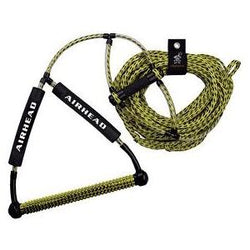 Wakeboard Rope with Phat Grip by Airhead (Yellow)
