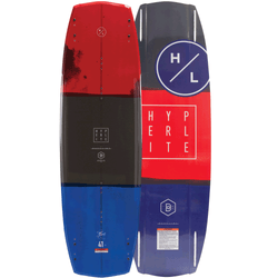 Baseline Wakeboard with Session Bindings By Hyperlite