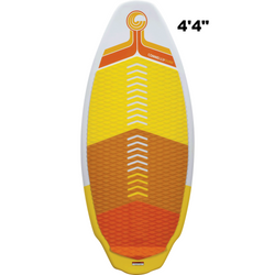 Bentley Wake Surf Board Skim Board Hybrid by CWB