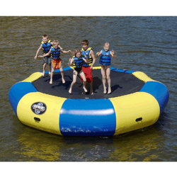 Bongo 15' Water Bouncer by Rave