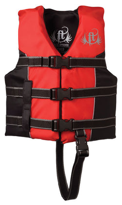 Child's Nylon Ski Life Vest by Full Throttle, RB