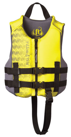 Child Rapid Dry Life Vest by Full Throttle