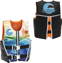 Youth Boy's Vest Life Jacket by CWB