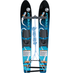 Connelly Cadet Kids Combo Ski w/ JR. Adjustable Binding