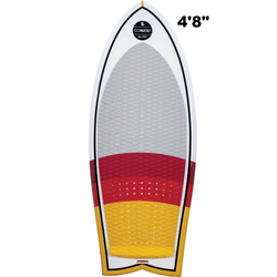 Cuda Wake Surf Board by CWB