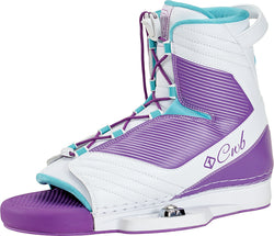 Optima Womens Wakeboard Bindings by CWB