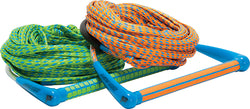 Launch 75ft EVA 3D Handle W/Poly-E Main Wakeboard Rope by CWB