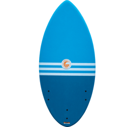 "Dash 44"" Kids Wake Surf Board Skim Board Hybrid by CWB"