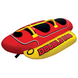 Double Dog Towable Ski Tube by Airhead