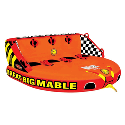 Great Big Mable Towable Boat Tube by Sportsstuff