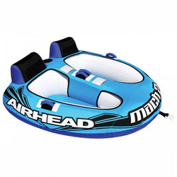 Mach 2 Inflatable Towable Boat Tube, AHM2-2