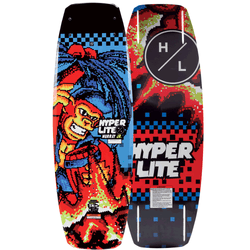 Murray Jr. Wakeboard with Remix Bindings By Hyperlite