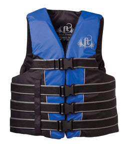 Adult Dual-Sized Nylon Ski Vest by Full Throttle