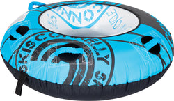 Spin Cycle Inflatable Ski Tube by Connelly