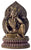 "Buddhist Longmen Grotto (1751) $119.99  W: 21"" H: 11.25""  Cold Cast Bronze"