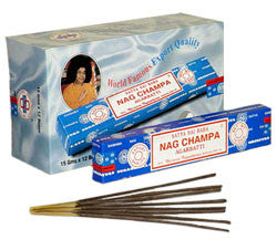 Nag Champa Indian Incense