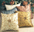 Hand Beaded Pillows 16""
