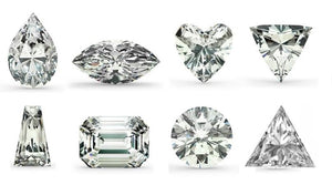 Cubic Zirconia Stone Shape Videos