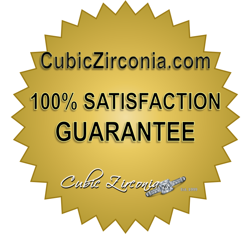 CubicZirconia.com Satisfaction Guarantee