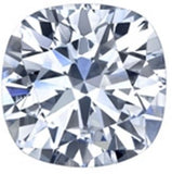 cushion cut cubic zirconia stones