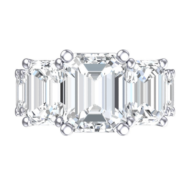 Cubic Zirconia Wedding & Engagement Rings - BERRICLE